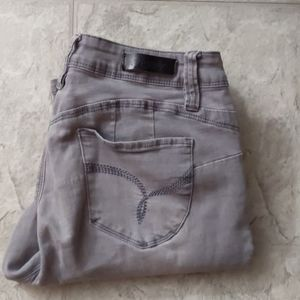 Royalty For Me jeans - Grey size 8